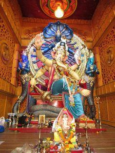 Shri Ganesh! Jai Ganesh, Ganesh Lord, Ganesh Idol, Ganesh Statue, Shree Ganesh, Ganesha Art, Shri Ganesh Images, Ganesh Chaturthi Images, Ganesha Pictures