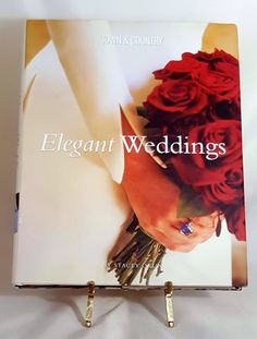 ELEGANT WEDDINGS by Stacey Okun/Town & Country Book by AtticLiving
