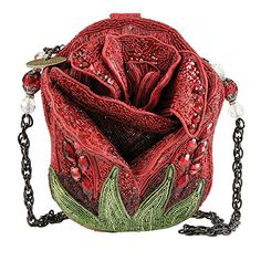 Mary Frances Rose Bud Red Flower Handbag New Mary Frances https://www.amazon.com/dp/B01JPMOXRE/ref=cm_sw_r_pi_dp_x_WLI.ybEKXXHY5