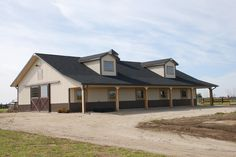 Horse Barns & Arena