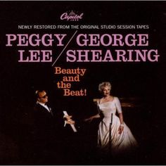#Check out Peggy Lee With George Shearing, Beauty & The Beat CD  https://www.ebay.com.au/itm/162708535211?roken=cUgayN&soutkn=lAqW4G via @eBay