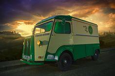 Loving Food Truck, Citroën HY