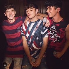 Jack , Rye and Mikey (RoadTrip) Road Pictures, Cute Pictures, Youtube Vloggers, Roadtrip Boyband, Brooklyn Wyatt, Cover Band, Smile Because, The Duff, Good Looking Men