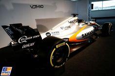 Foto's: de Force India VJM10 vanuit alle hoeken gezien - GPUpdate.net