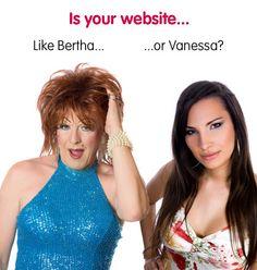 Joomla CMS websites from Navega Bem