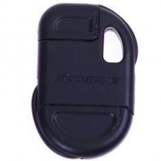 USB-Dockande Nyckelring för iPhone/iPad/iPod (Svart)