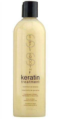 Simply Smooth Brazilian Keratin Treatment Original Formula Reparative Hair 8 oz (set of 2) *** Click on the image for additional details. #hairstylist