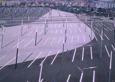 Strasbourg, Hoenheim-Nord Terminus and Car Park, Zaha Hadid, 1998-2001