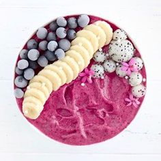 Healthy Vegan Recipes Ideas To Help You lose weight faster than other animal based diet plan Pitaya, Smoothie Bowl, Vegan Recipes Easy, Diet Recipes, Stevia, Fitness Motivation, Yogurt, Anthony William, Smoothies For Kids