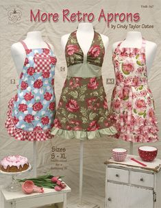 Full Apron Patterns