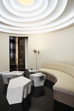 Titta in i vackra lägenheten stylad med Magnibergs sängkläder  cd399a4839620
