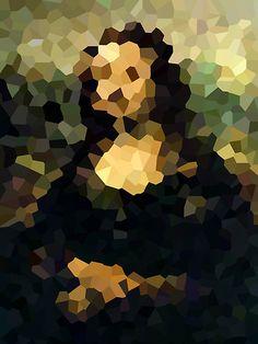 Mona Lisa [Connor95] (Gioconda / Mona Lisa)