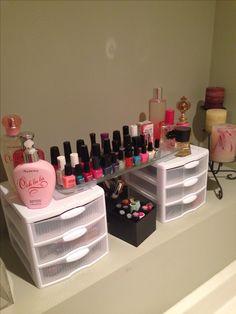 makeup vanity organization, diy makeup storage, cosmetic storage, d Diy Makeup Storage, Cosmetic Storage, Makeup Organization, Diy Makeup Organizer, Cosmetic Display, Makeup Drawer, Storage Organization, Diy Hanging Shelves, Diy Wall Shelves