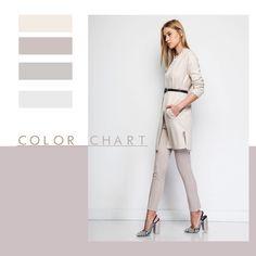 Soft renkleri yine soft tonlarla kullanarak her daim sade ve şık bir görünüş yakalayabilirsiniz.