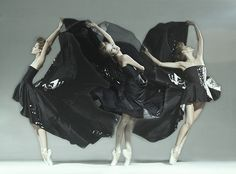 ballet by Jan Masny, via Behance