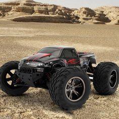2.4G 1/12 High Speed RC RTR Car Truck Off Road Radio Remote Control 40Km/H Car - Newest remote control toys shop