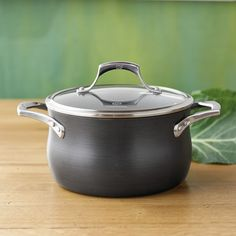Calphalon Unison Slide Nonstick Soup Pot, 4qt. | Williams-Sonoma