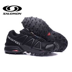 2018 New arrivel Salomon Shoes Men Speed Cross 4 CS Cross-country Outdoor Shoes  SPEEDCROSS 0f4c87ca4f