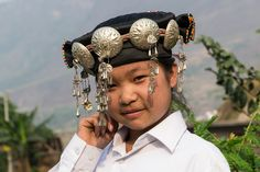 Girl of the village Ma Ling Gang - Red Miao | Flickr - Photo Sharing!