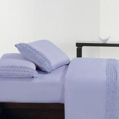 4-Piece Adele Sheet Set in Purple