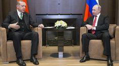 ICYMI: Turquía está a favor de levantar las restricciones en las relaciones comerciales con Rusia