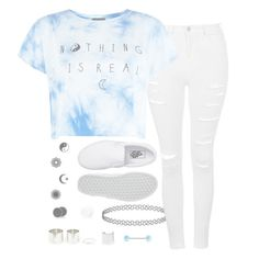 """""""Untitled #511"""" by alex-bows ❤ liked on Polyvore featuring Vans, Topshop, River Island and Luv Aj"""