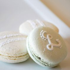 Macarons have certainly had their moment, but the simple act of adding a monogram to the little confections makes them feel quite special. Add the couple's initials or each guest's name as a clever take-home treat that doubles as a place card. La Petite Délicat offers classic flavors like lemon curd and pistachio, as well as more interesting takes like pecan bourbon ganache, and can custom-color its macarons to perfectly match your event. La Petite Délicat custom macarons, from $2 per…