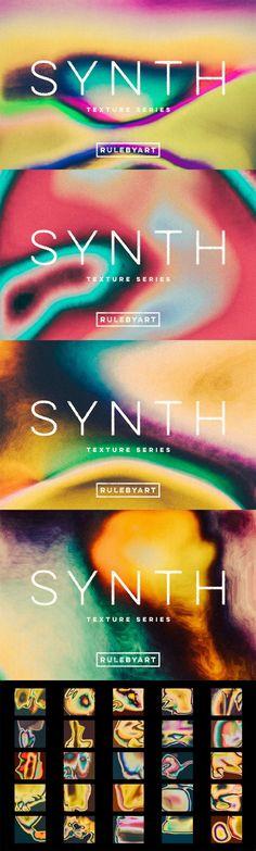 Synth Modern Creative Design Bundle