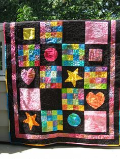Idea for Libby's Quilt....