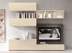 Contemporary Wall Unit VV 3904 - $2,210.00