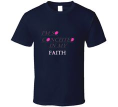 Conceited Faith Tee T Shirt, Buy one and get 15mins Free Advice. Email sub: Free advice therootoflove101@yahoo.com