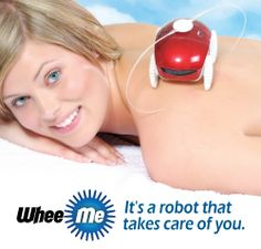 Whee Me | Pinook USA -- a robot that takes care of you...