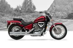 The Honda Shadow ... Sounds great, except its only got 4gears! :(