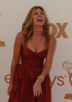 Connie Britton and her boobs > You. #ShesActuallyLaughingAtYou