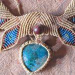 Peruvian Macrame Jewelry