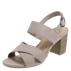 6bcf4b8e87335b dexflex Comfort Women s Sam Banded Block Heel Sandal  fashion  clothing   shoes  accessories
