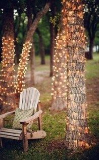 70 Trendy Garden Fairy Lights Yards