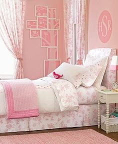 1000 images about cortinas on pinterest curtains - Cortinas dormitorio nina ...