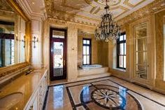 Palazzo Steyn – South Africa's Most Expensive & Lavish Mega Mansion Wall Molding, Moulding, Private Hospitals, Mega Mansions, Home Ceiling, French Chateau, Classic Interior, Private School, Palazzo