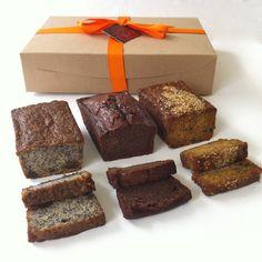 Manhattan Coffee Cake Collection - Tali's Artisanal - Gluten Free Gourmet