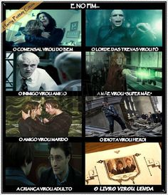 Chamaa! Harry Potter é chave fio