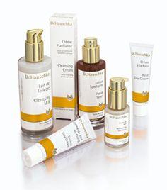 Dr. Hauschka Skin Care.