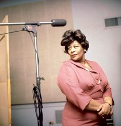 """Ella Fitzgerald:  """"It isn't where you came from, its where you're going that counts."""""""