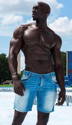black guys gay & str8