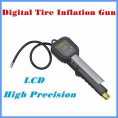 43.00$  Know more - http://aixxe.worlditems.win/all/product.php?id=1182128838 - LCD Digital Tire Inflation Gun Tester Tire Inflation/Deflation/Pressure Test 3 in 1 FSD-201