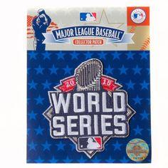 MLB 2015 World Series Commemorative Patch - $12.99