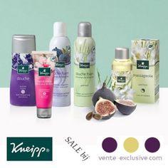 Actie van de dag: Tot 70% korting op Kneipp verzorgings producten bi...