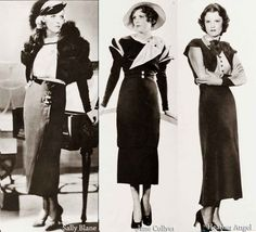 This post takes a look at women's occasionwear styles from the iconic 20s to the fabulous 50s. Description from stylemotivation.com. I searched for this on bing.com/images