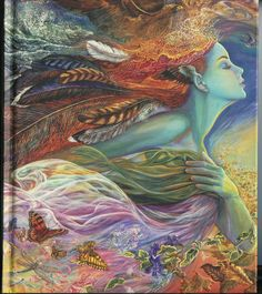 The Spirit of Flight Journal (Notebook, Diary) (Oversized Journal) (Journals) Fantasy Kunst, Fantasy Art, Diary Covers, Beautiful Notebooks, Josephine Wall, Digital Portrait, Fairy Art, Magical Creatures, Journal Notebook