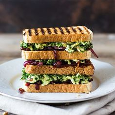 Club Sandwich - Fazer Savoury Baking, Sandwiches, Recipes, Club, Food, Eten, Recipies, Ripped Recipes, Paninis